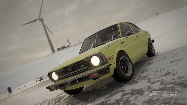 Photos: 1974 Toyota Corolla