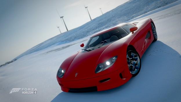 Photos: Koenigsegg CC8S