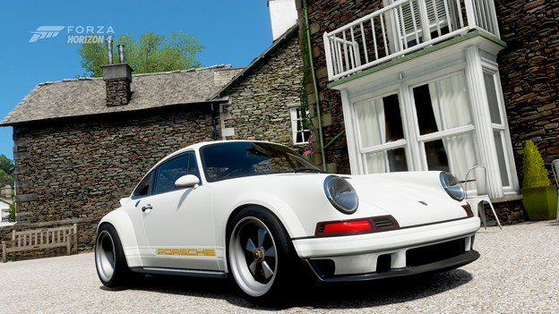 1990 Porsche 911 reimagined by Singer