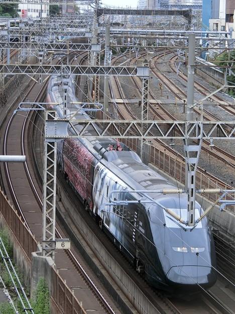 写真: 現美新幹線