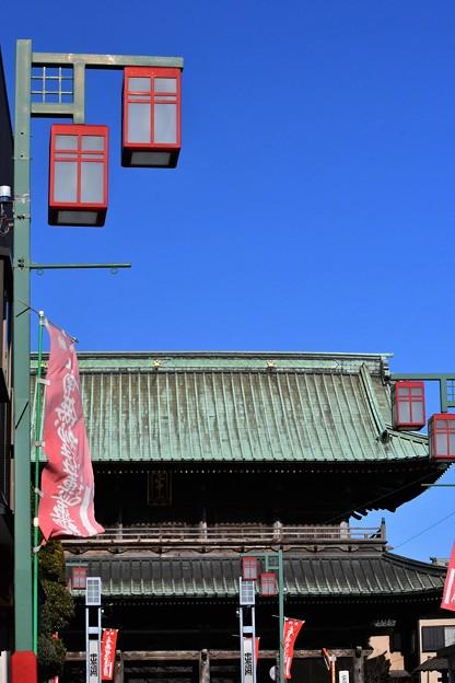 中山法華経寺(1)
