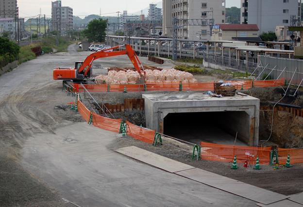 新新堀川 架け替え工事
