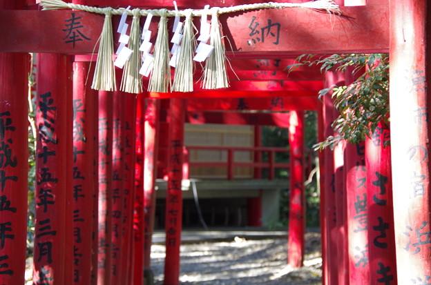 伊勢志摩「神明神社」
