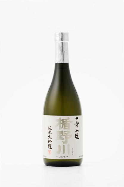 楯野川 一雫入魂(2021年2月発売 雪女神)ボトルのみ