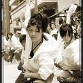 写真: 朝霞なるこ 人魚姫_大師よさこいフェスタ2008_32