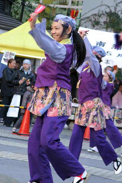 写真: 翔燦会_池袋チャリティーよさこい-11
