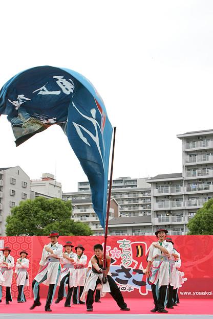 写真: 舞踊工場_荒川よさこい-19
