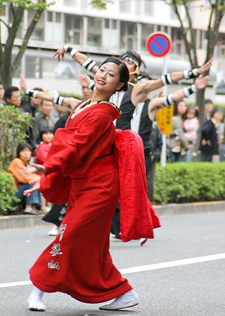 写真: 新琴似天舞龍神_荒川よさこい-09.jpg