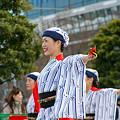 よさこい柏紅塾_東京大マラソン祭り2008_11