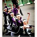 写真: 甲斐 風林火山_東京大マラソン祭り2008_bf1