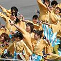 写真: 絆~kizna~_東京大マラソン祭り2008_27
