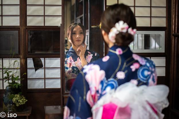 写真: 鏡