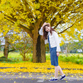 写真: 深秋