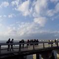 写真: 江の島弁天橋