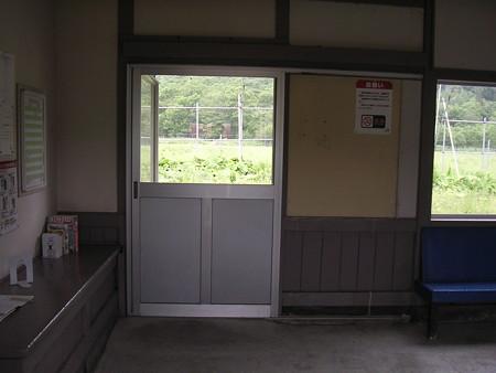 上白滝駅4