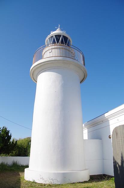 写真: 城ヶ島灯台