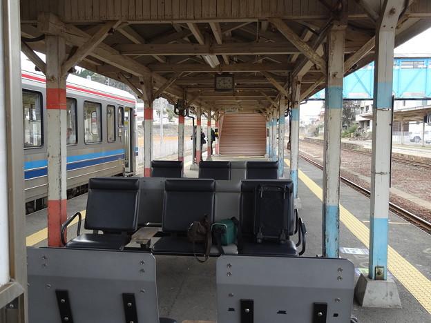 三江線 江津駅5