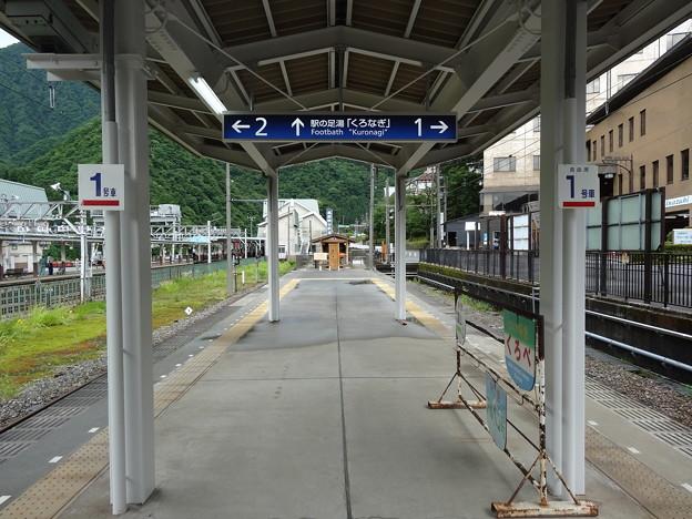 富山地方鉄道 宇奈月温泉駅3