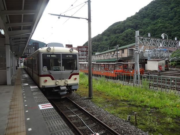 富山地方鉄道 宇奈月温泉駅4