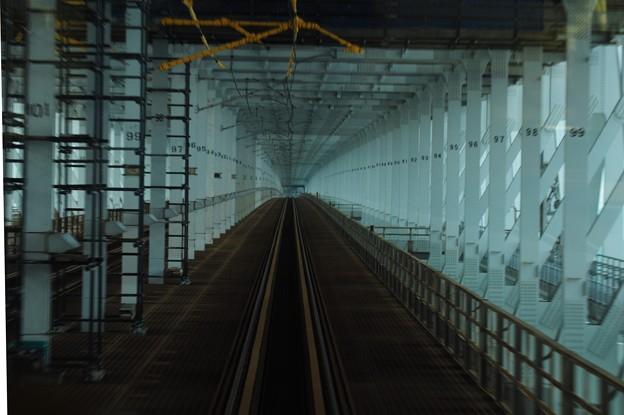 瀬戸大橋 鉄道