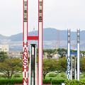 写真: 阪神競馬場6