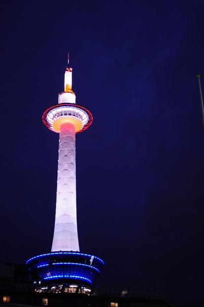 京都駅 京都タワー