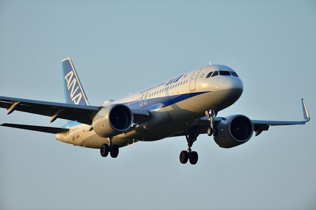 Airbus A320-271N(WL)