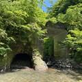 謎の小トンネル