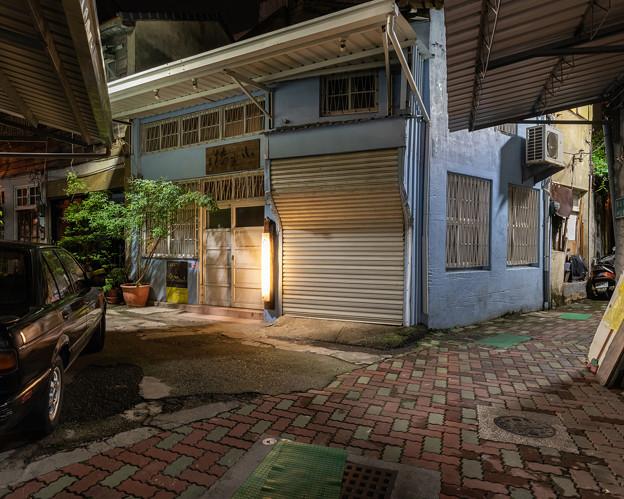 51台湾-2夜の台南