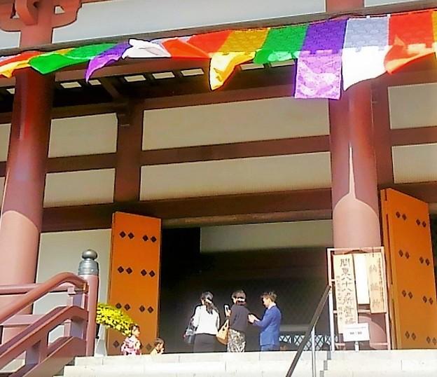 Photos: 早々と七五三