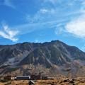 写真: 晩秋の立山連峰ー2