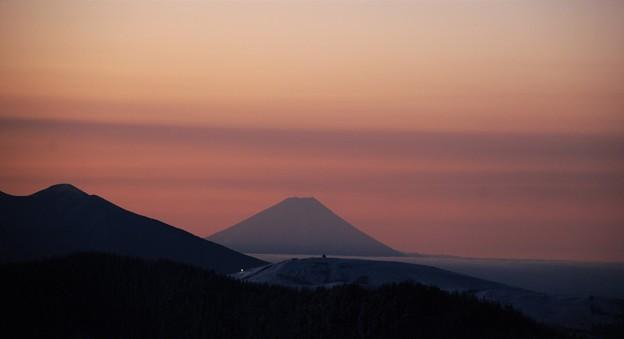 高原からの眺望