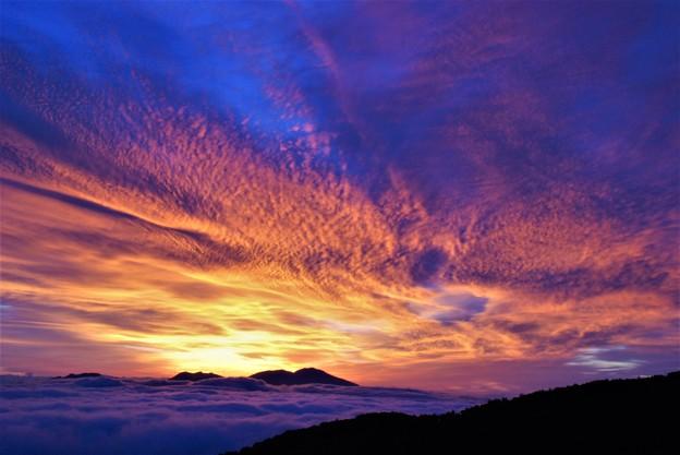 日の出前ー2