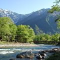 Photos: 上高地にて