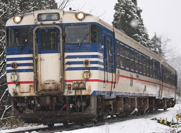 232D 磐越西線 普通列車