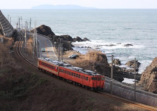 223D 羽越本線 普通列車