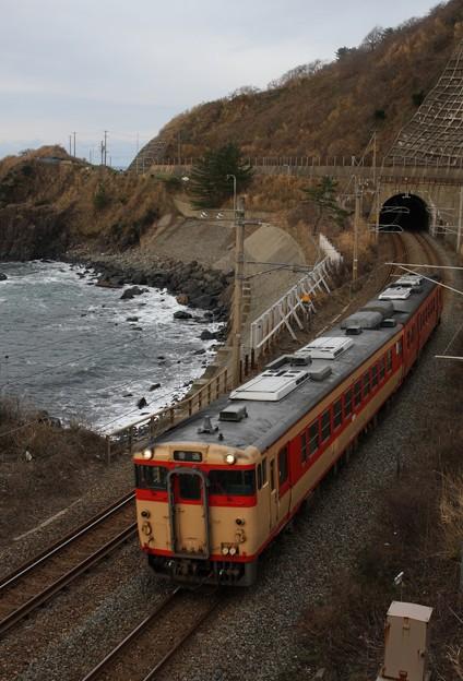 224D 羽越本線 普通列車