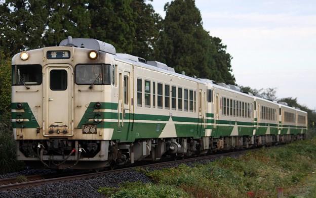 1122D 男鹿線・奥羽本線 普通列車