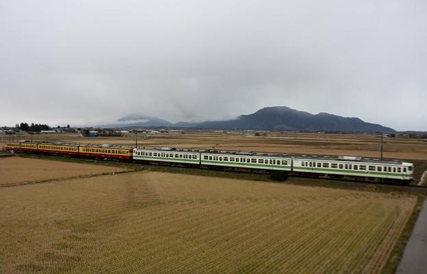 143M 越後線 普通列車