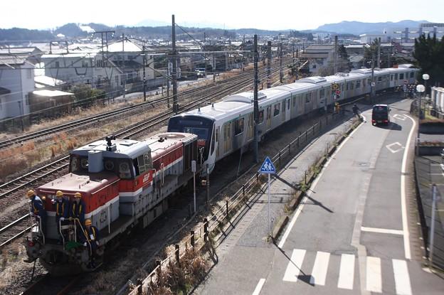 構回****レ 2020系2133F J-TREC新津出場回送