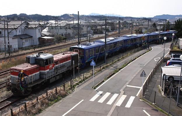 構回****レ SR1系S101+S102+S103 J-TREC新津出場回送