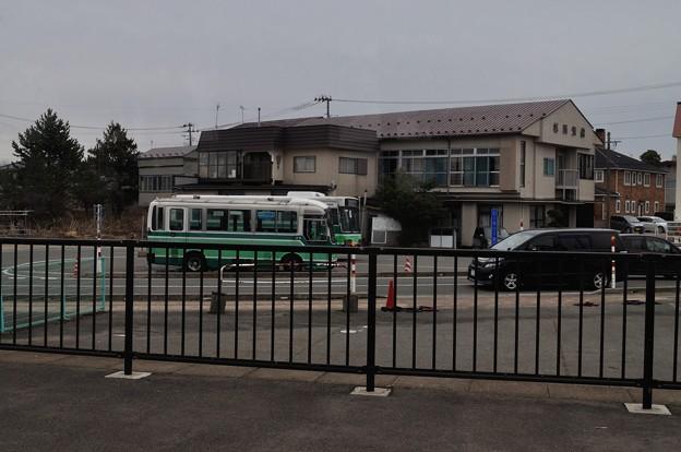 男鹿線キハ40乗車の旅 13