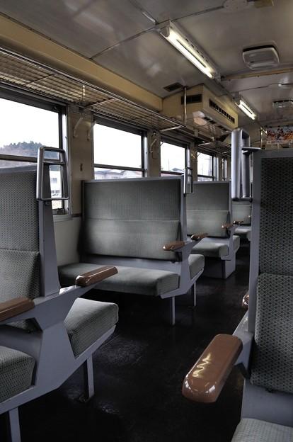 男鹿線キハ40乗車の旅 15