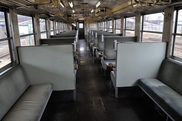 男鹿線キハ40乗車の旅 19