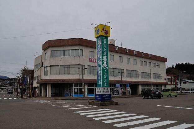 男鹿駅現駅舎紹介 09