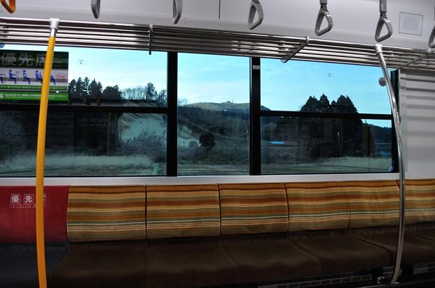 男鹿線EV-E801系乗車の旅 31
