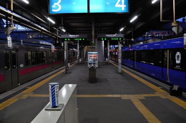 男鹿線EV-E801系乗車の旅 37