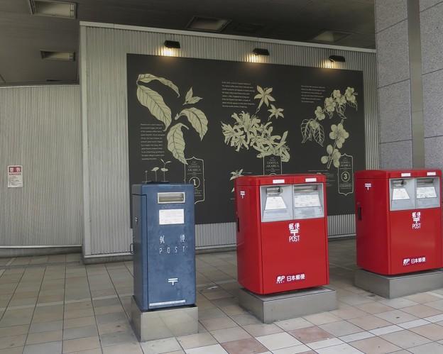 郵便ポスト~♪