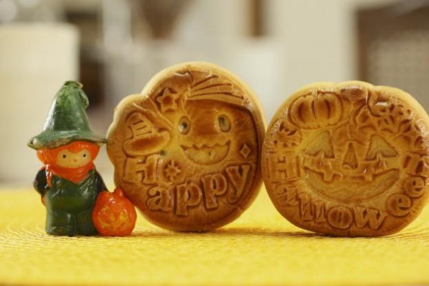 写真: Happy Halloween~♪
