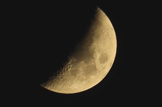 美味しそうなお月さま~♪